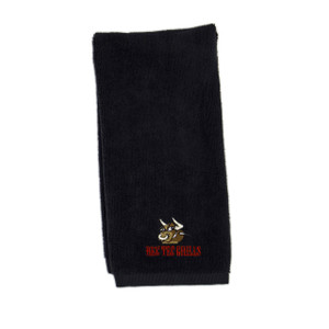 REC TEC Grills Embroidered Hand Towel