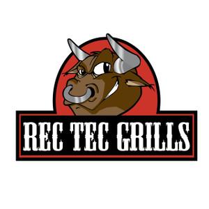 REC TEC Grills Decal