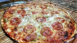 REC TEC Wood Fired Pizza