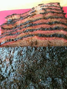 Fast and Hot Brisket