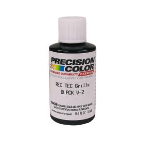 REC TEC Grills 0.6 Fl oz. Touch-up Paint (Black Porcelain-Enamel)