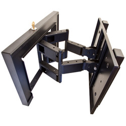 LARGE FLAT PANEL TV MOUNT - DOUBLE ARTICULATING ARM - 42 ~ 70""