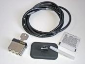 Universal Laptop Padlock Kit