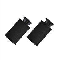 Ink rollers (2) for 1131, 1136, 1130, 1138 price guns