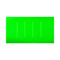 1131 Flourescent Green Labels