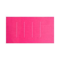 1131 Flourescent Pink Labels