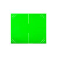 1136 Flourescent Green Labels