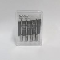 Steel tag geun replacement needles
