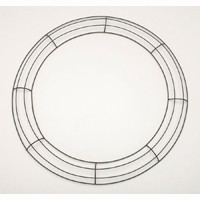 18in Wire Wreath Form