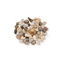 Polished Earthtone Pebbles