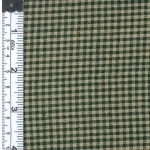 Green/Natural Woven Fabric 807952000597