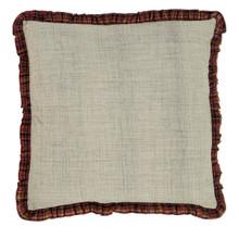 Fabric Euro Sham- Abilene Star- Victorian Heart