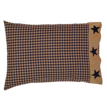 Pillow Case (Set of 2)- Teton Star- 21x30- Victorian Heart