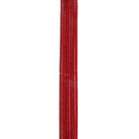 6mm x 12in Burgundy Chenille Stems 25ct