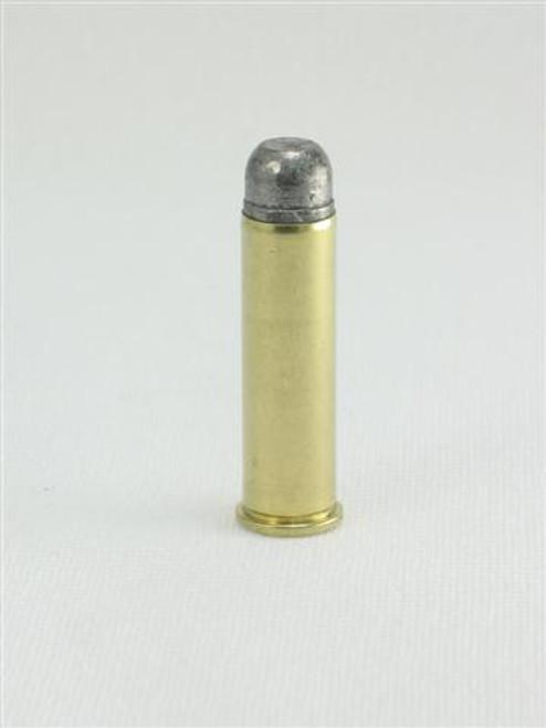 .357 Magnum 158gr Rd. Nose Flat Pt.