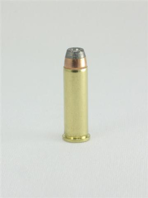 .38 Special 110gr Jacketed Hollow Point +P