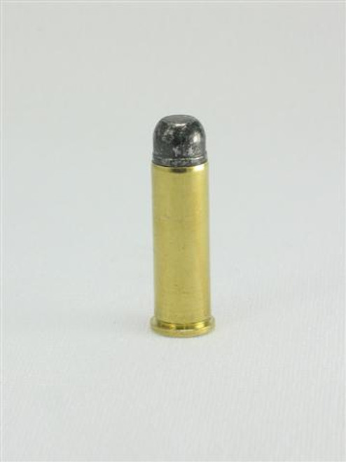 .38 Special 158gr Lead Round Nose Flat Pt.