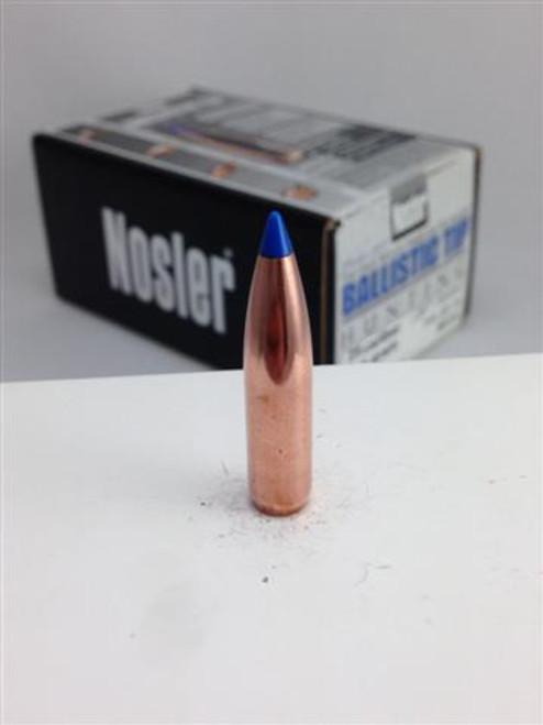 Nosler Bullets 25 Cal/.257 Dia. 115gr Ballistic Tip - 50pk