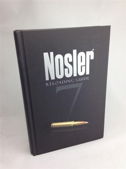 Nosler #7 Reloading Manual