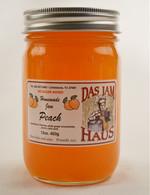 Homemade Sugarless Peach Fruit Jam | Das Jam Haus in Limestone, TN