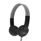 KidJamz Safe Listening Headphones for Kids with Volume-Limiting Technology (Black)