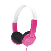 KidJamz Safe Listening Headphones for Kids with Volume-Limiting Technology (Pink)