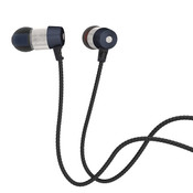 Fischer Audio Dubliz Gunmetal blue in-ear earphone