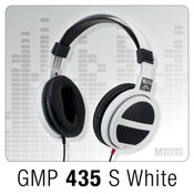 GMP 435 S - White Edition