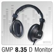 GMP 8.35 D Monitor