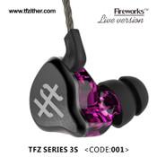 TFZ Series 3S Purple Black