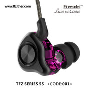 TFZ Series 5S Purple Black