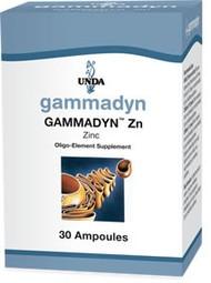 Gammadyn Zn - 30 unidoses By UNDA