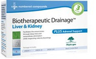 Biotherapeutic Drainage™ Liver & Kidney - Each By UNDA