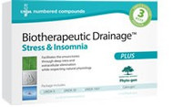 Biotherapeutic Drainage™ Stress & Insomnia Support - Each By UNDA
