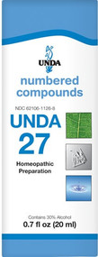 Unda #27 - 0.7 fl oz By UNDA