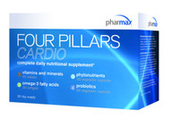 Four Pillars Cardio - 30 day pack By Pharmax