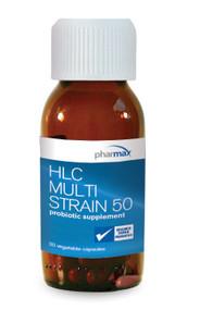 HLC Multi Strain 50 - 30 By Pharmax