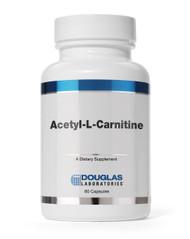 Acetyl-L-Carnitine by Douglas Laboratories 120 Capules
