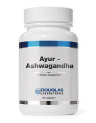 Ayur-Ashwagandha by Douglas Laboratories 60 Capsules