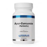 Ayur-Curcumin (Turmeric) by Douglas Laboratories 90 Capsules