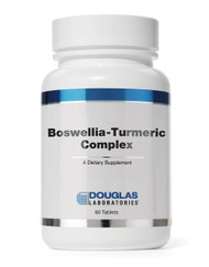 Boswellia-Turmeric Complex by Douglas Laboratories 60 Tablets