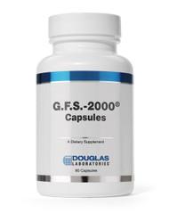 G.F.S.-2000® (Capsules) by Douglas Laboratories 270 Capsules