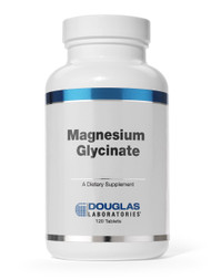 Magnesium Glycinate by Douglas Laboratories 120 Tablets