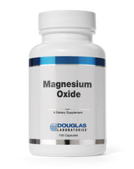 Magnesium Oxide by Douglas Laboratories 100 Capsules