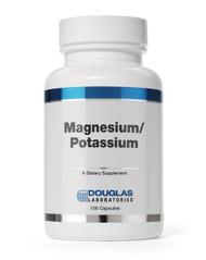 Magnesium/Potassium Complex by Douglas Laboratories 250 Capsules
