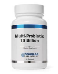 Multi-Probiotic® 15 Billion by Douglas Laboratories 60 Capsules
