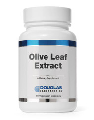 Olive Leaf Extract by Douglas Laboratories 120 VCaps