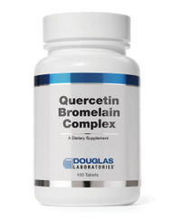 Quercetin-Bromelain Complex by Douglas Laboratories