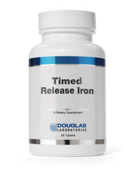 Time Released Iron by Douglas Laboratories