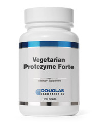 Vegetarian Protezyme Forte by Douglas Laboratories